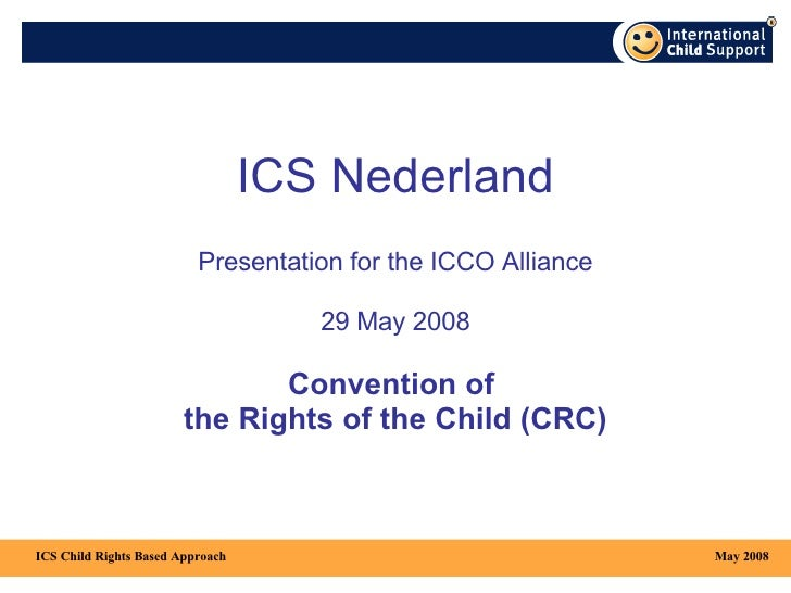 Top 5 Kinderrechten.Presentatie Kinderrechten Ics