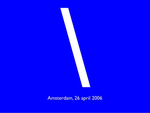 Presentation MacExpo 2006
