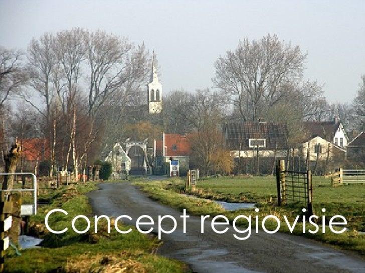 Concept regiovisie