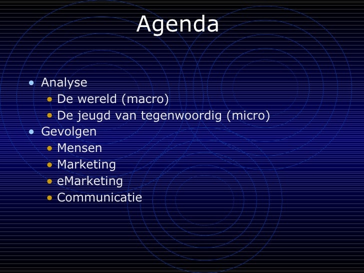 Presentatie Yuri van Geest - Trends, Digitale Media, Internet, Mobiel, Marketing en Communicatie Slide 2