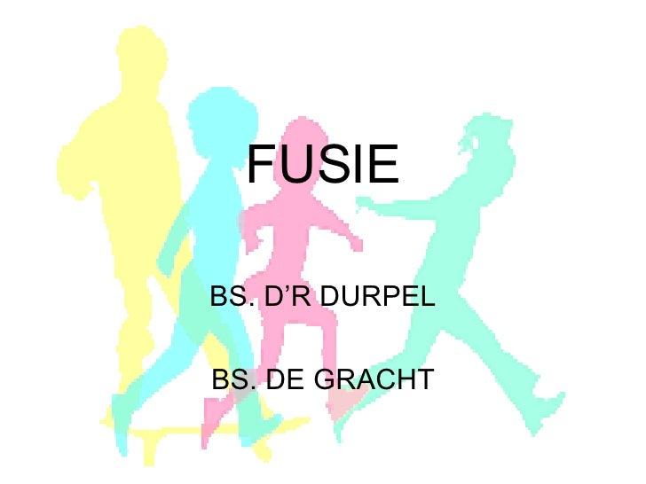 FUSIE BS. D'R DURPEL BS. DE GRACHT