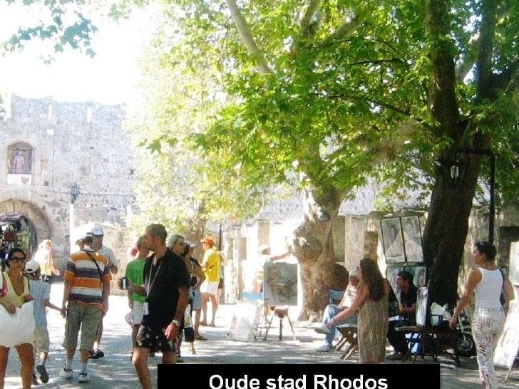 VAKANTIE RHODO2009