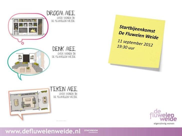 Programma:1. Introductie      Job Posner      Hoofd Studio - Synchroon2.   Kaders en voorzieningen Park 16Hoven      Suzan...