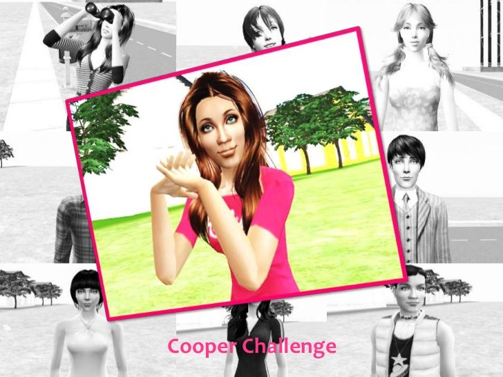 Cooper Challenge<br />