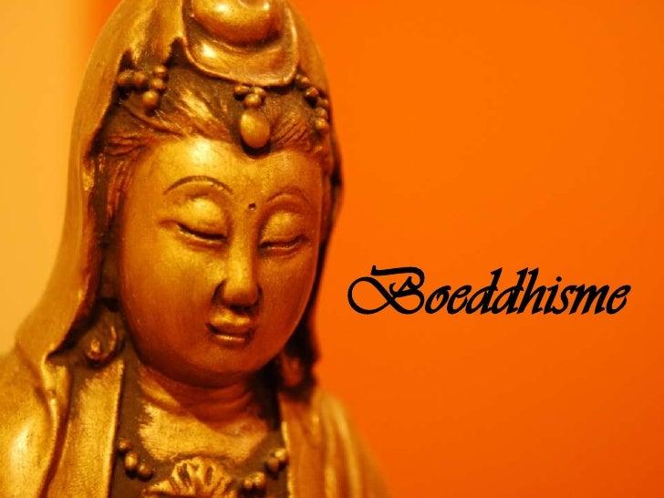 Full Size Van >> Presentatie boeddhisme voorstelling