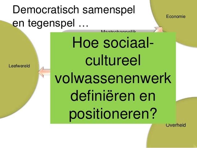 Presentatie Departement CJM - Decreet sociaal-cultureel volwassenenwerk (7 juli 2017) Slide 3