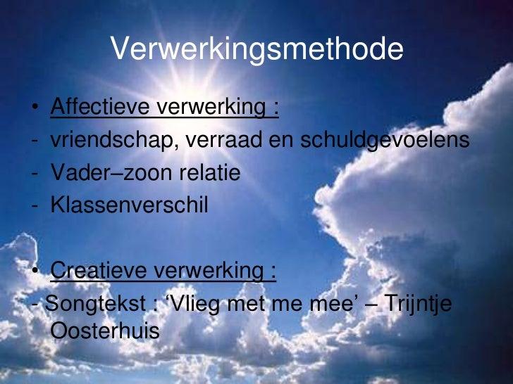 Lectuurtaak Nederlands De Vliegeraar