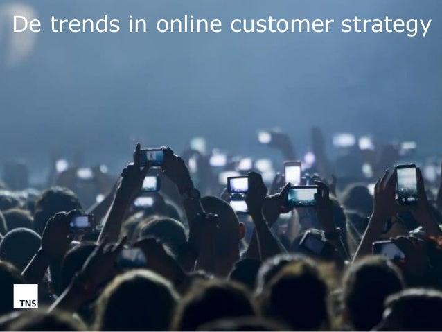 Conncected Life MIE presentatie 6 februari 2016 De trends in online customer strategy