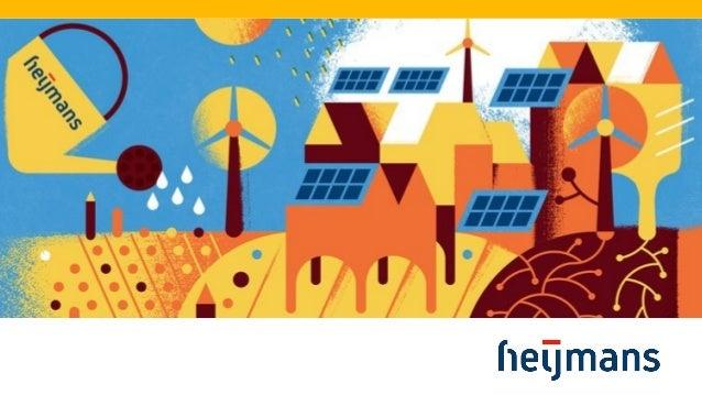 In 2020 leveren onze producten energie op, in  plaats van dat ze energie kosten.  In 2020 zijn onze gebouwen, kunstwerken ...