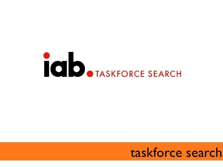 taskforce search