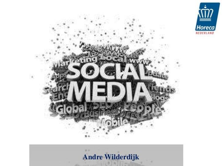 Andre Wilderdijk