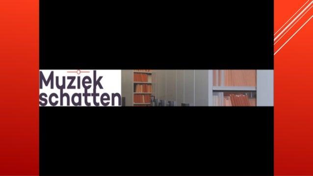 Omroepbladmuziekcollectie (Stichting Omroep Muziek) Hilversum neerslag van 80 jaar muziek op radio en televisie bij de pub...