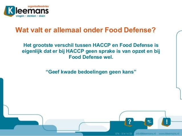 haccp definitie