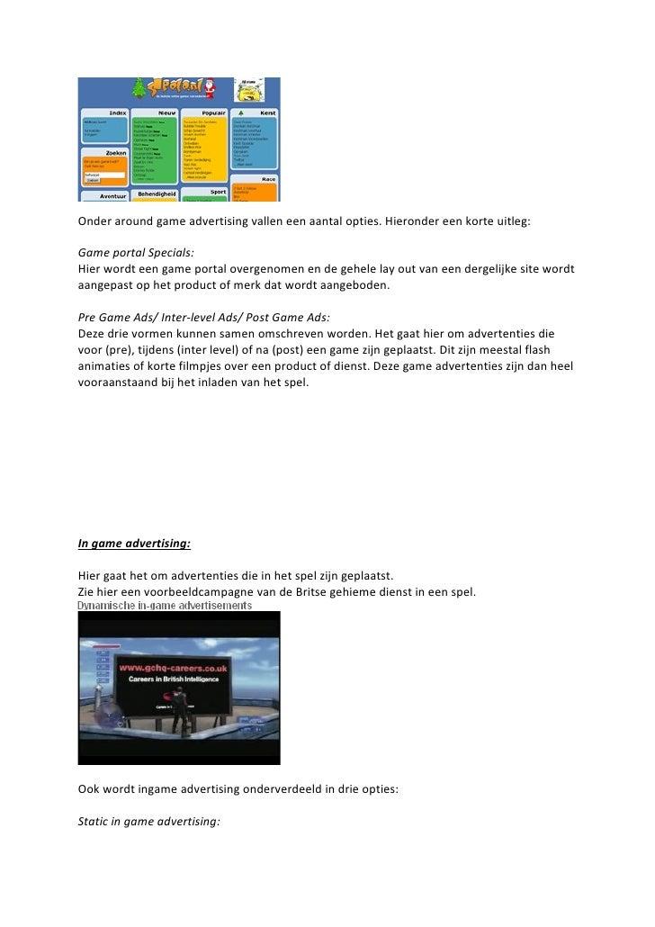 Presentatie gaming for Portal flash level 9