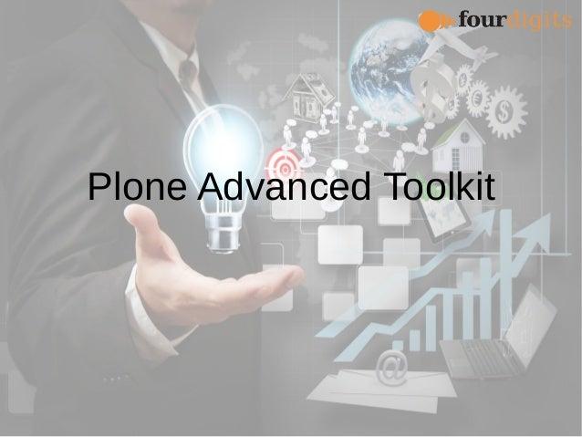 Plone Advanced Toolkit