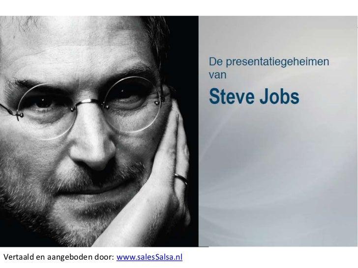 Vertaald en aangeboden door: www.salesSalsa.nl<br />