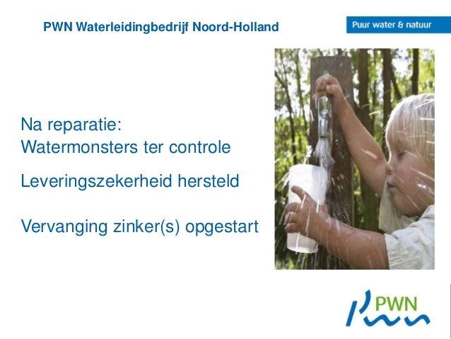 pwn waterleidingbedrijf