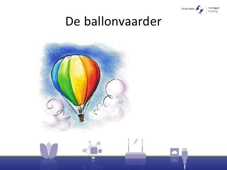 De ballonvaarder<br />