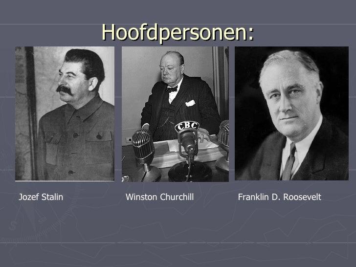 comparison of president roosevelt president truman