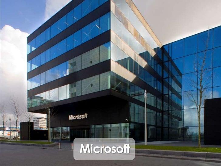 Microsoft<br />