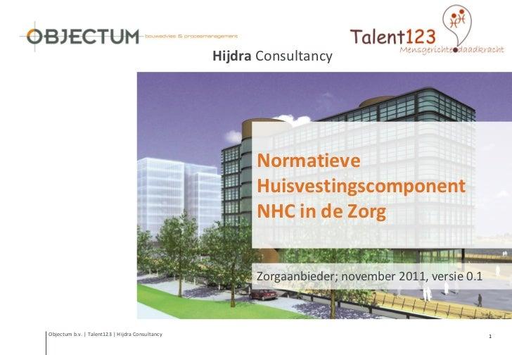 Hijdra Consultancy                                                       Normatieve                                       ...