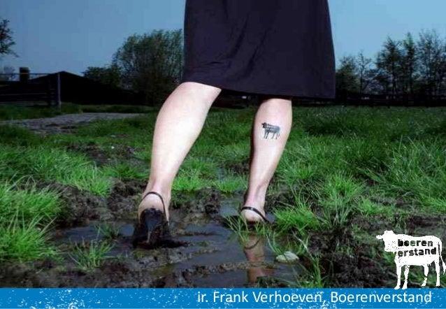 @boerenverstand Frank Verhoeven ir. Frank Verhoeven, Boerenverstand