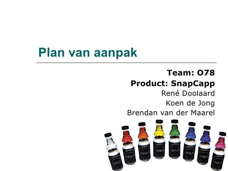 presentatie plan van aanpak Presentatie plan van aanpak presentatie plan van aanpak