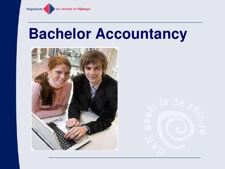 Bachelor Accountancy