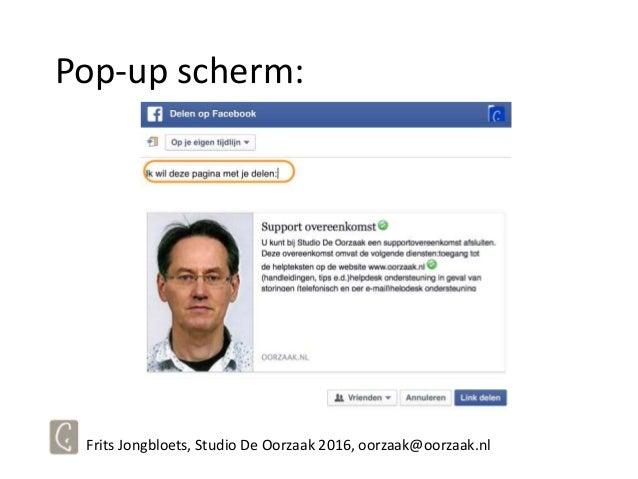 Facebook Open Graph meta tags Slide 3