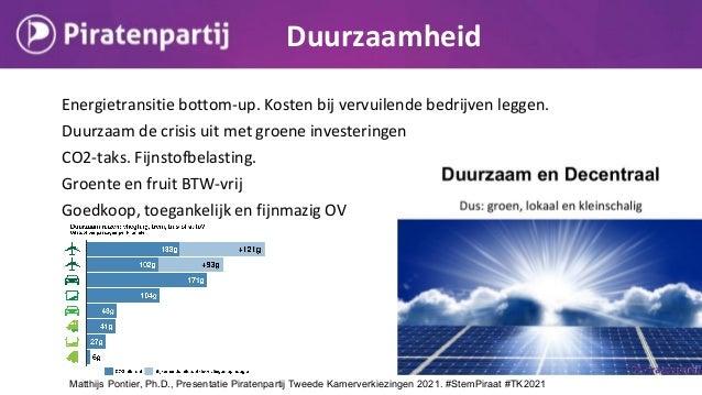 Energietransitie bottom-up. Kosten bij vervuilende bedrijven leggen. Duurzaam de crisis uit met groene investeringen CO2-t...