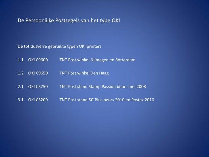 Presentatie pp oki type  v2 17.10.2010
