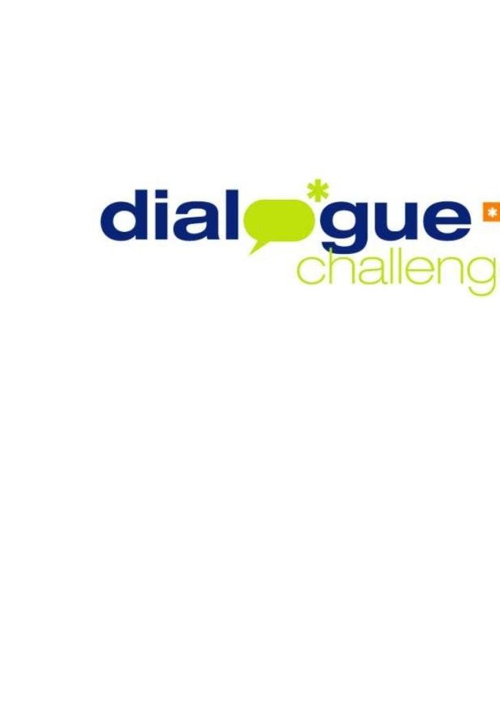 Dialogue Challenge- Wet- en regelgeving DM -