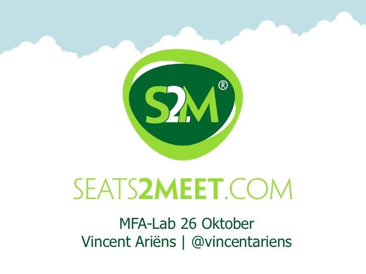MFA-Lab 26 OktoberVincent Ariëns | @vincentariens