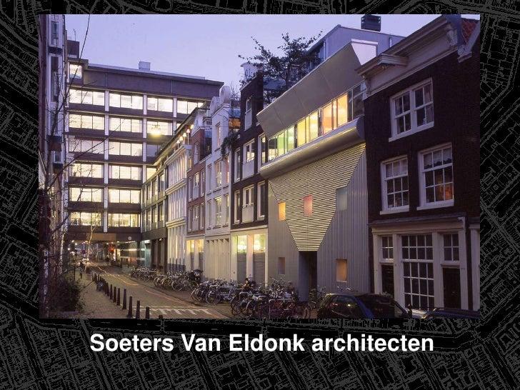 Soeters Van Eldonk architecten