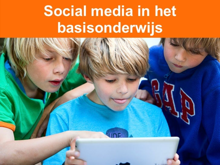 Social media in het   basisonderwijsKilian Drewel | Ai-ling Chong | Tessa Klop | Réüèl Gregorius