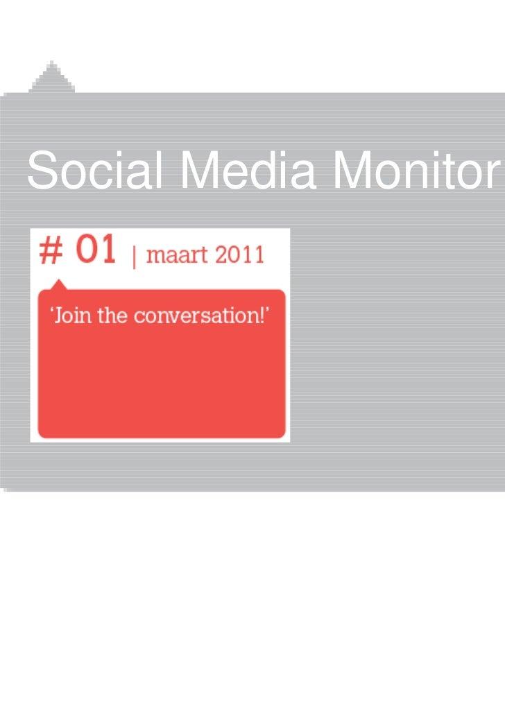 Social Media Monitor Zorg