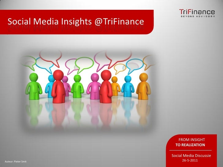 Social Media Insights @TriFinance                                         FROM INSIGHT                                    ...