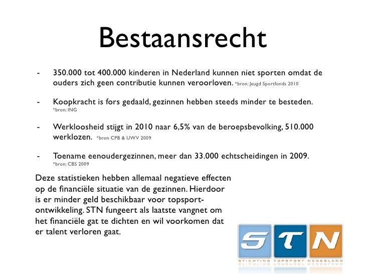 Bestaansrecht -   350.000 tot 400.000 kinderen in Nederland kunnen niet sporten omdat de     ouders zich geen contributie ...