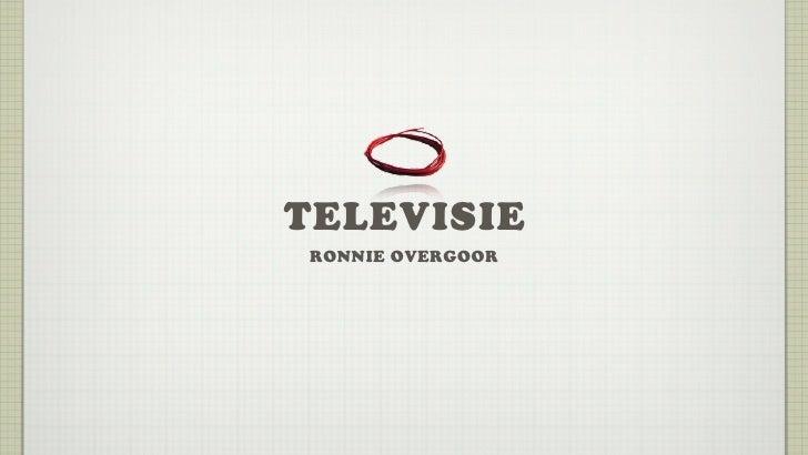 TELEVISIERONNIE OVERGOOR