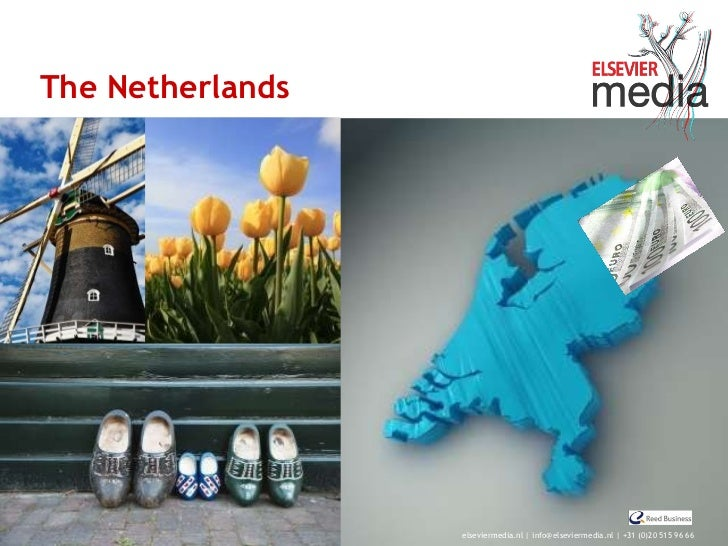 The Netherlands elseviermedia.nl | info@elseviermedia.nl | +31 (0)20 515 96 66
