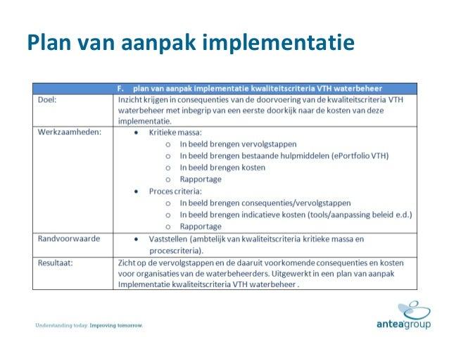plan van aanpak voorbeeld Plan Van Aanpak Opstellen Voorbeeld | hetmakershuis