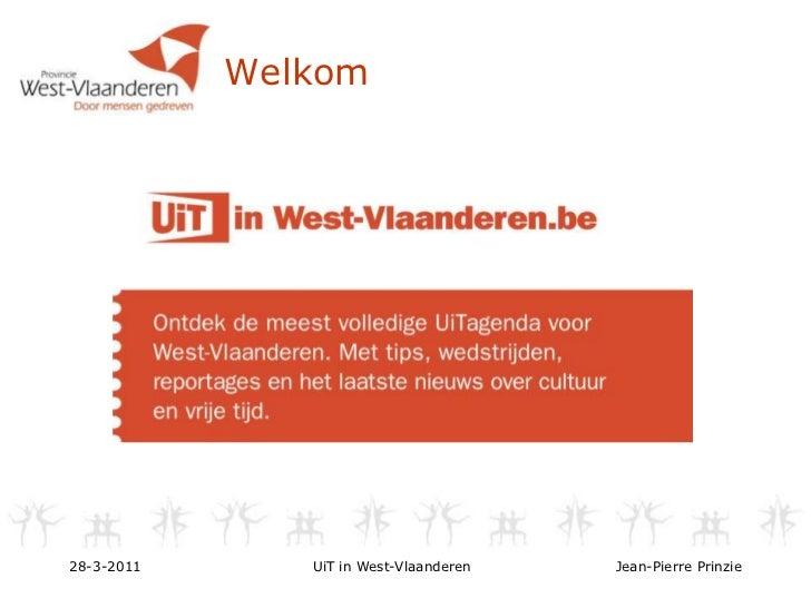 UiTinWest-Vlaanderen: haal er alles UiT