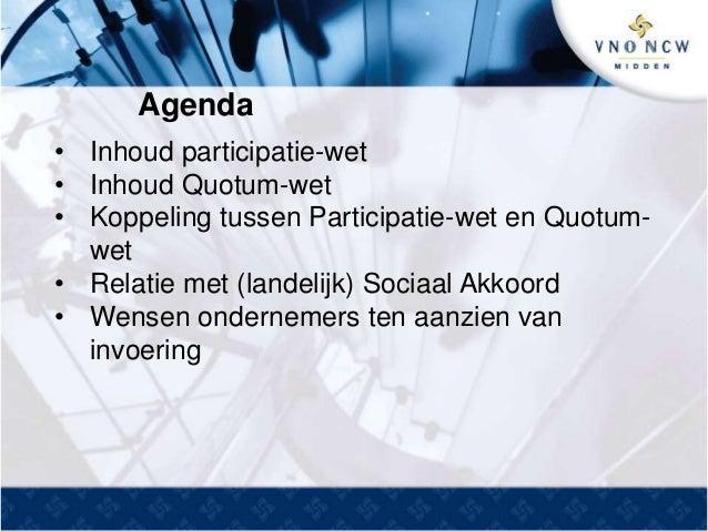Presentatie: Participatiewet, quotumwet en Sociaal Akkoord | VNO-NCW Achterhoek | Martine Schuijer (Secretaris onderwijs en arbeidsmarkt)  Slide 2