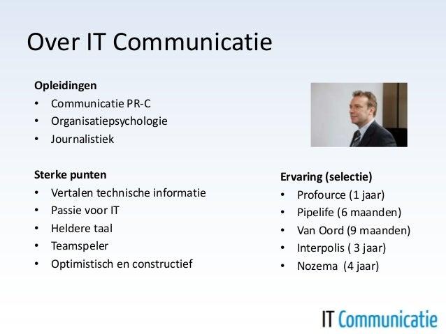SAP-implementatie communicatie Slide 3