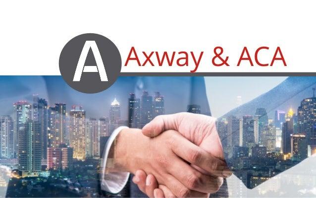 Axway & ACA