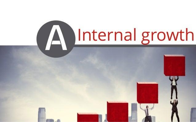 Internal growth