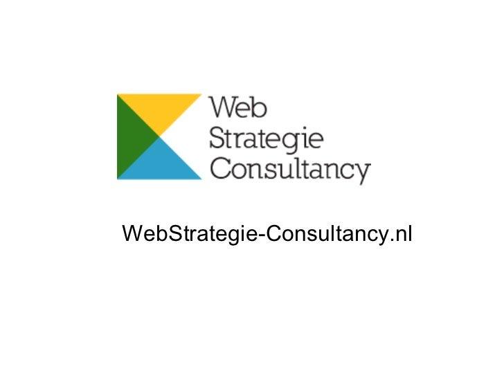 WebStrategie-Consultancy.nl