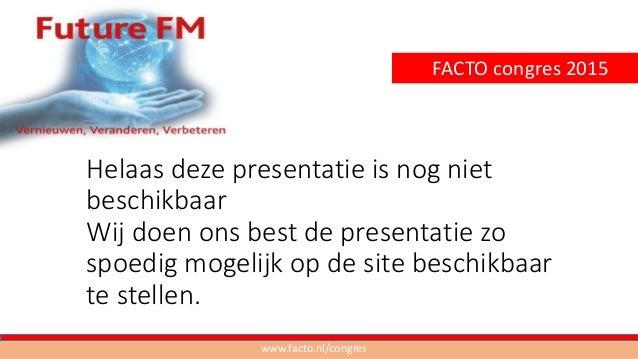 Helaas deze presentatie is nog niet beschikbaar Wij doen ons best de presentatie zo spoedig mogelijk op de site beschikbaa...