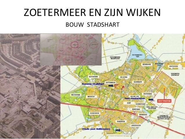 Zoetermeer Een Verbonden Binnenstad
