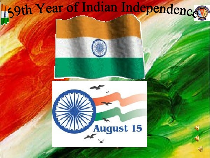 59th Year of Indian Independence